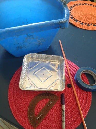 Water wheel supplies