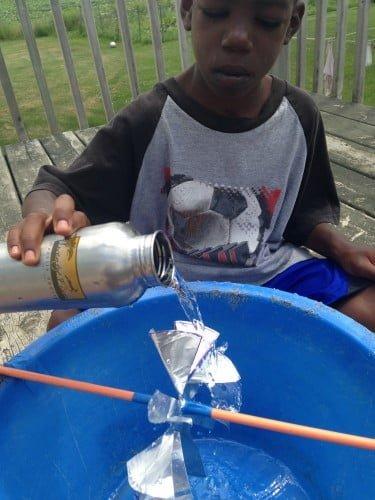 Water wheel 5