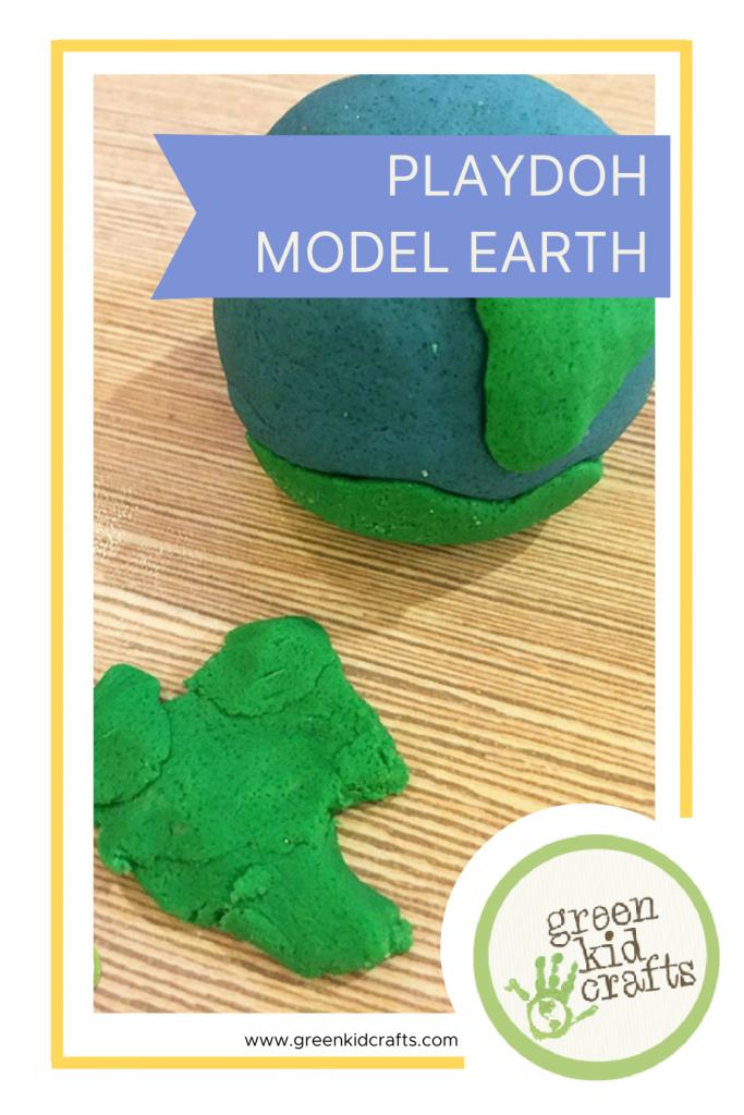 Earth Day Playdough