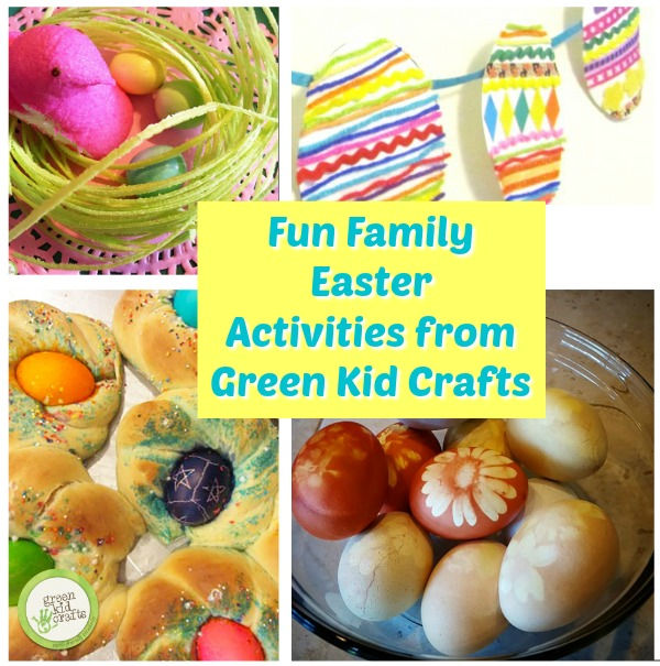 family Easter activities