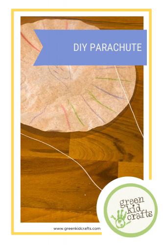 DIY Parachute for Toys