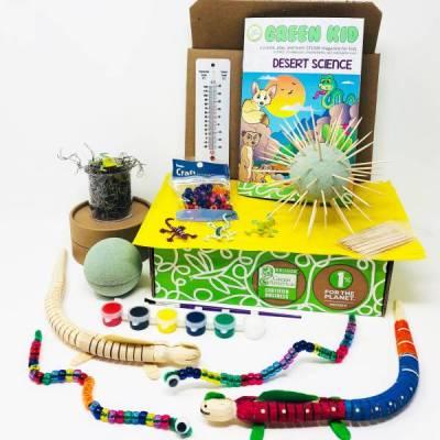 Green Kid Crafts - Desert Science Box | NOW: $34.95