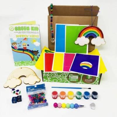 Green Kid Crafts - Rainbow Science Box | NOW: $34.95