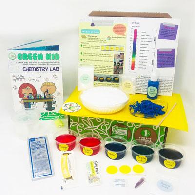 Green Kid Crafts - Chemistry Lab Box | NOW: $34.95