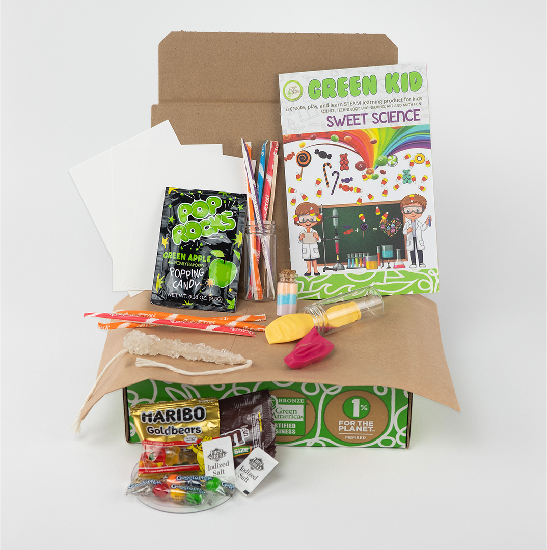 Sweet Science Box